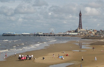 By The Beach Hotel Blackpool Number