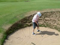 bunker at Muirfield