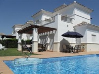 Holiday Villas in Murcia