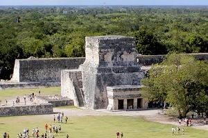 Ancient Ruins Yucatan