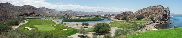 Loreta Baja Golf Resort Mexico