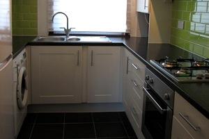Flat in St Andrews Kitchen