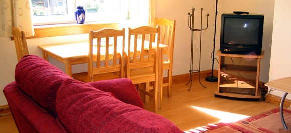 3 Bedroom Flat Living Room