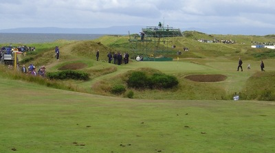 accommodation for Royal Troon