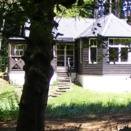 Woodland Lodge Ainsdale Nature Reserve